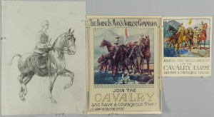 Lot 616: Military Recruitment Poster artwork by Horst Schre
