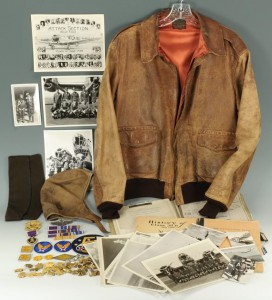 Lot 618: WWII Archive of Lt. Colonel Raymond Swenson
