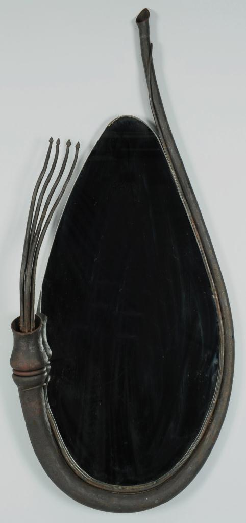 "Lot 624: ""Squid"" Mirror by Richard Sextone"