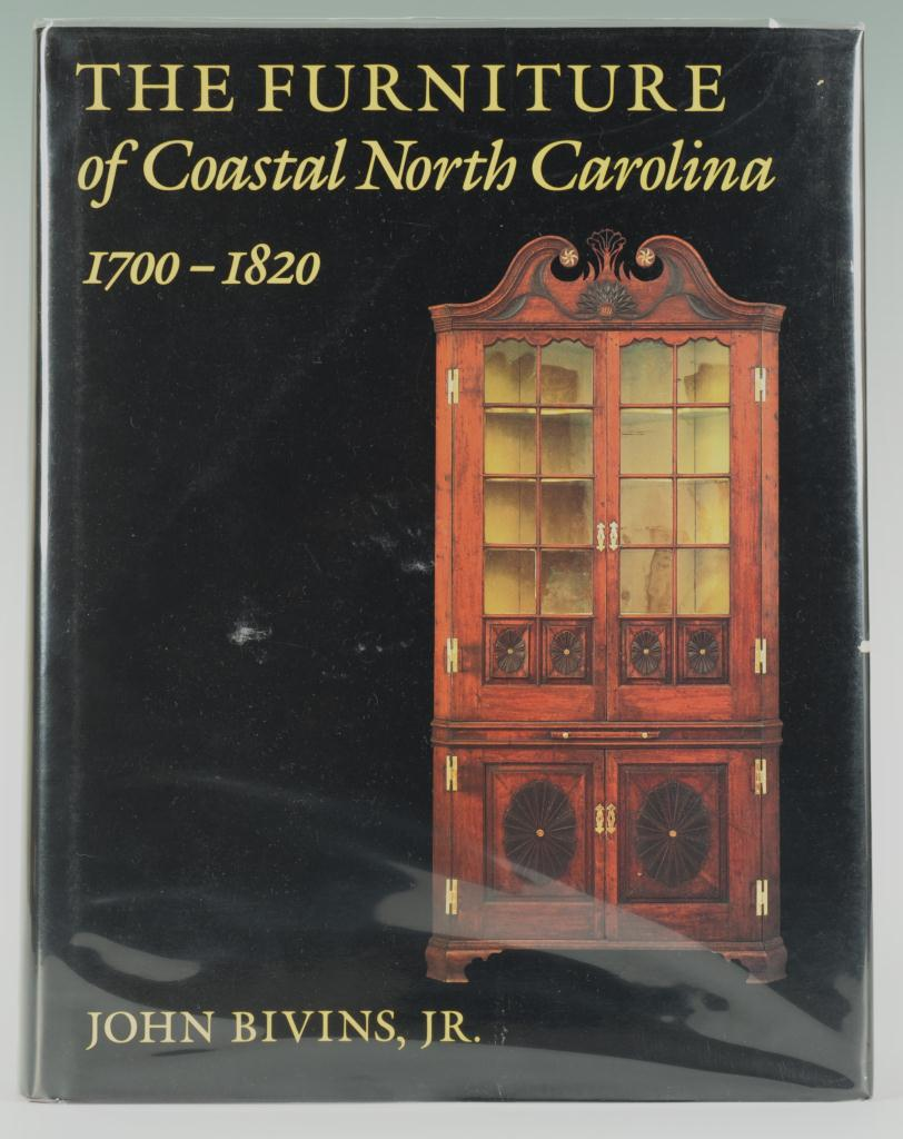 Lot 673: The Furniture of Coastal N.C. by John Bivins