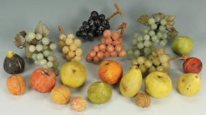 Lot 98: 20 pieces of Stone Fruit