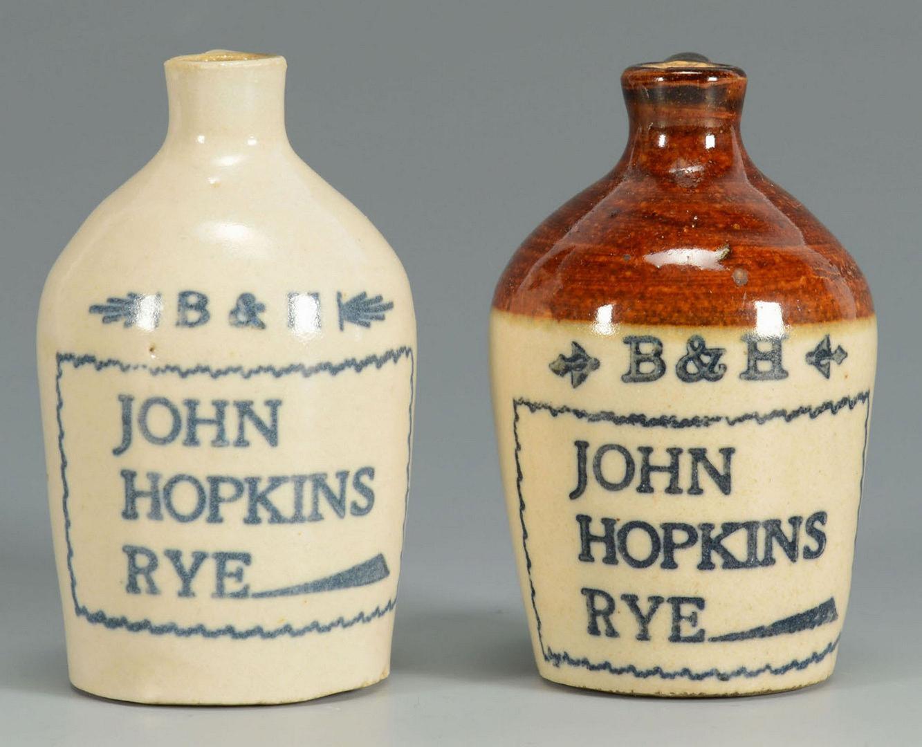 Lot 117: 5 Memphis TN Miniature Whiskey, Mercury, Vinegar j