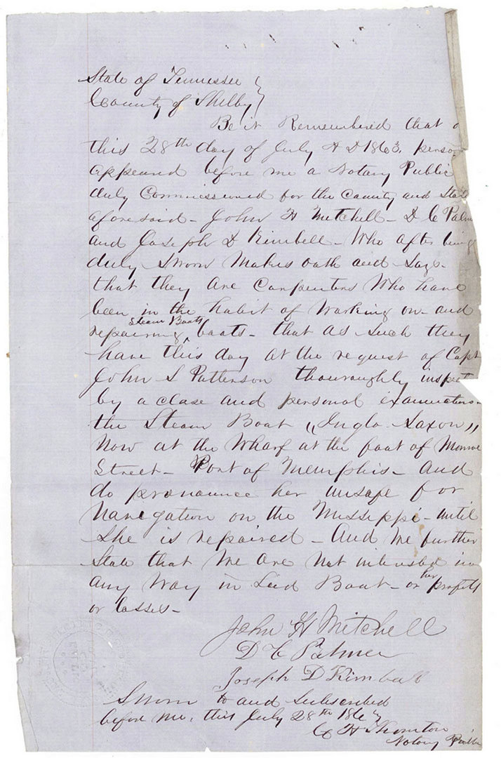 Lot 129: CW Union letters to Officers incl Meigs