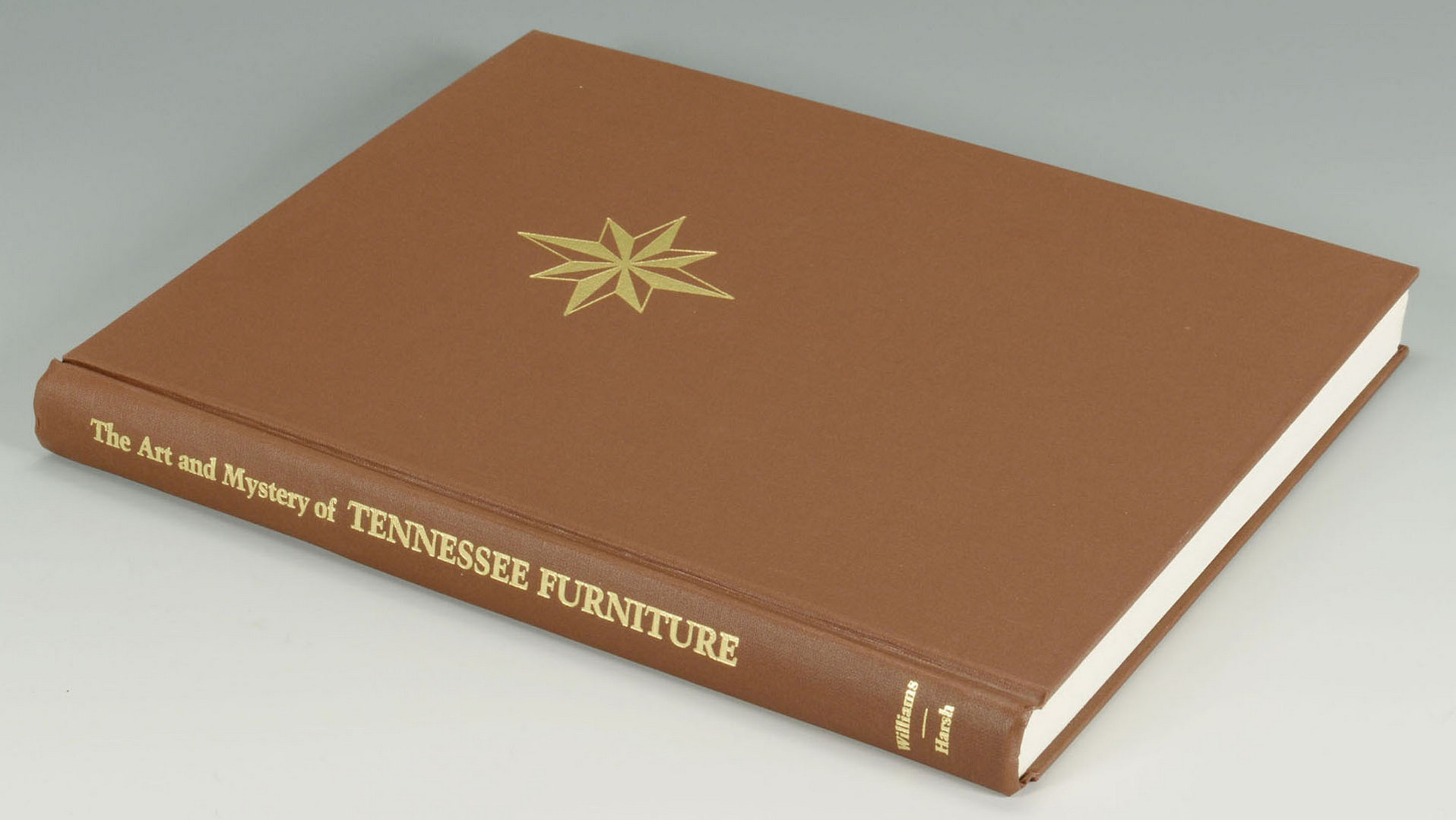Lot 144: Art & Mystery of Tennessee Furniture Book