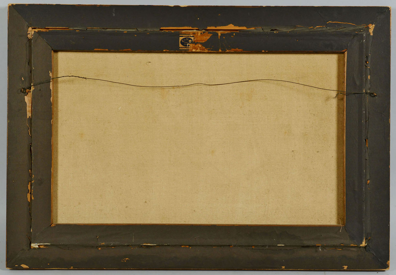 Lot 178: William McKendree Snyder oil on canvas