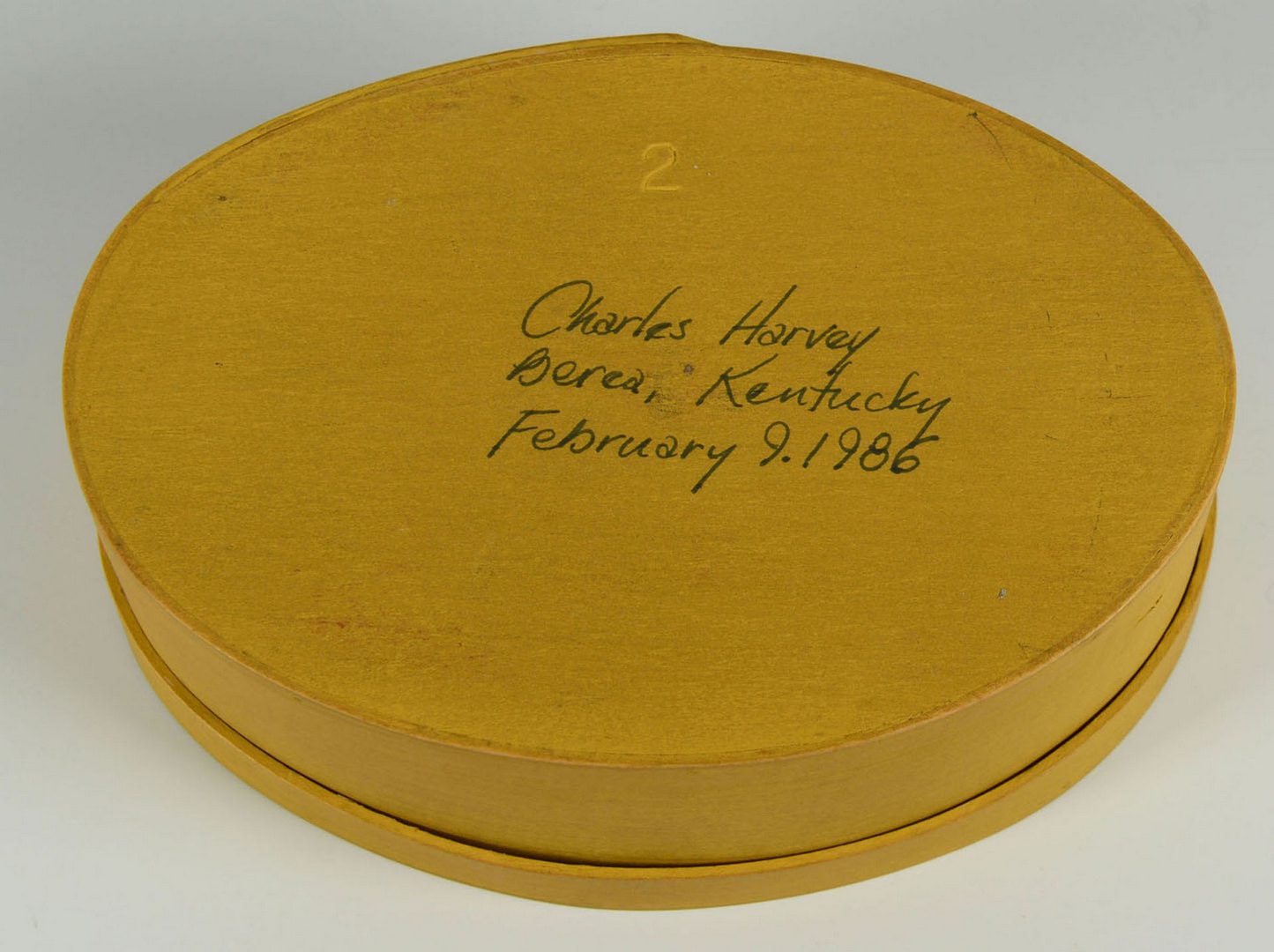 Lot 273: 4 KY Nesting Shaker Style Pantry Boxes, Charles Ha