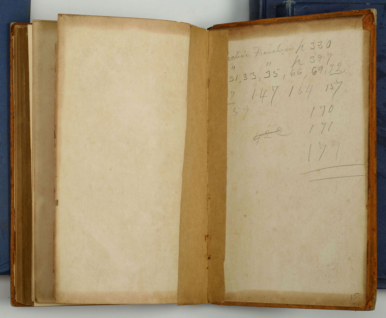 Lot 327: Grouping of 5 TN Books