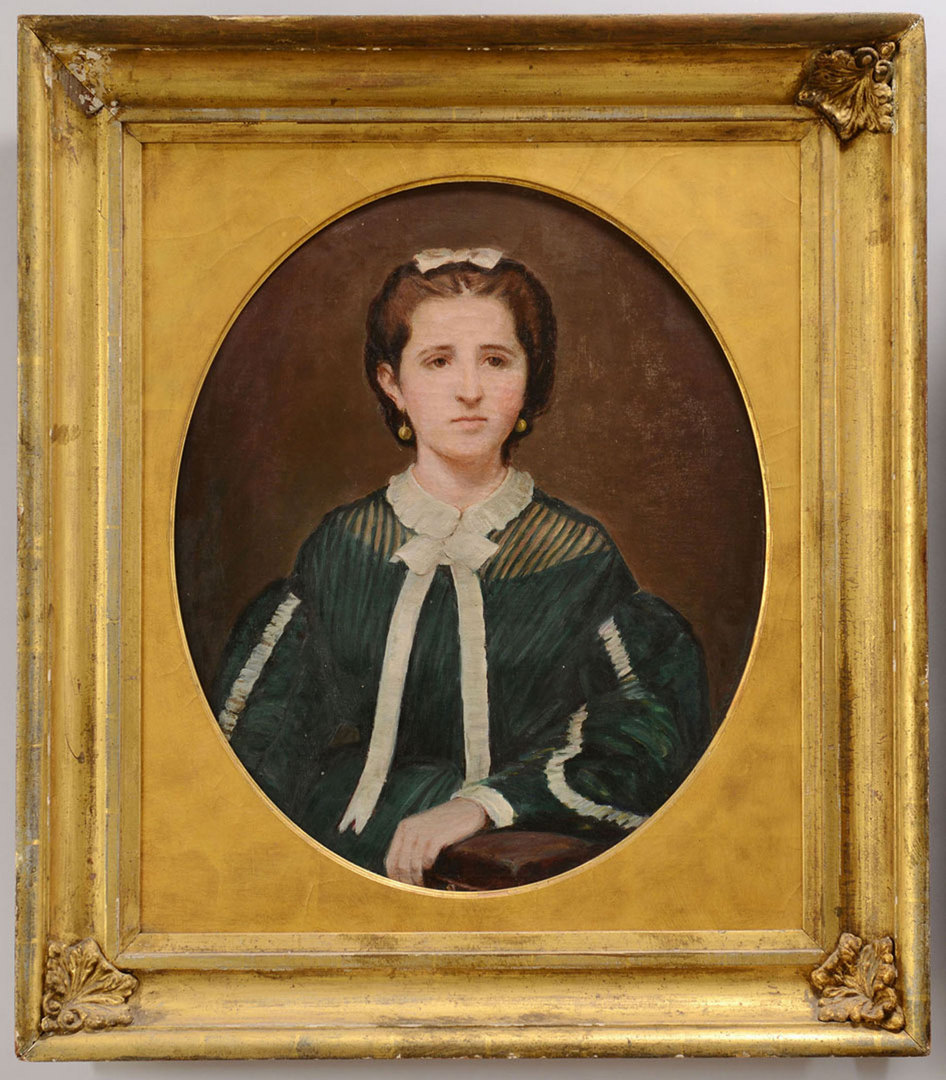 Lot 353: Pair of Portraits, Wemyss Family