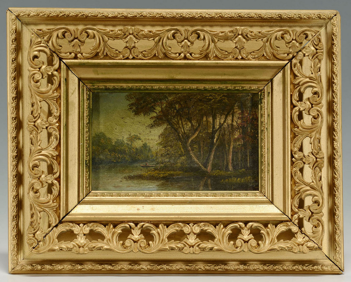 Lot 355: Pr. 19th Century European Landscapes