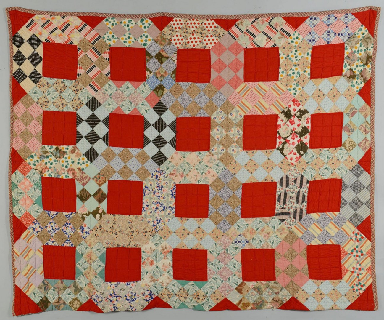Lot 412: 4 Middle Tennessee Quilts