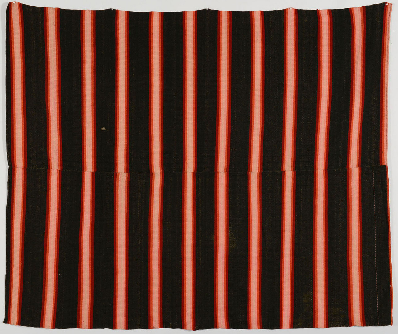Lot 413: Early Middle Tennessee Woven Blanket
