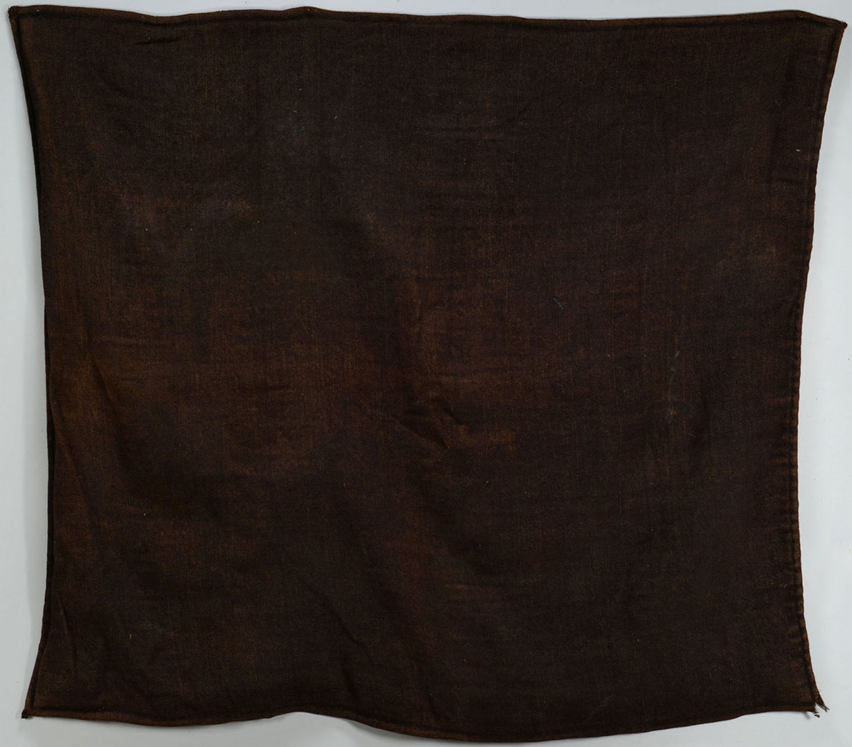 Lot 414: Chase Black Americana Carriage Blanket