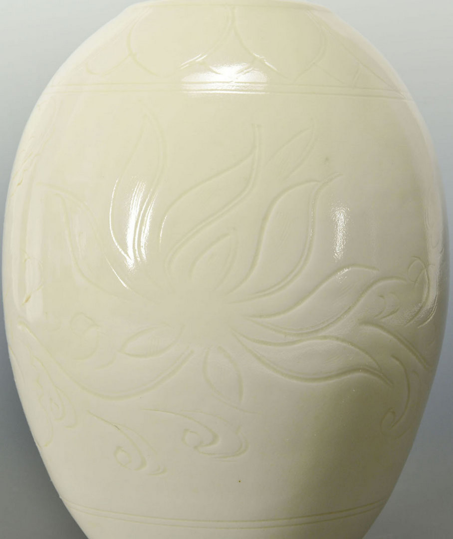 Lot 455: Chinese Porcelain Ewer w/ Chicken Head