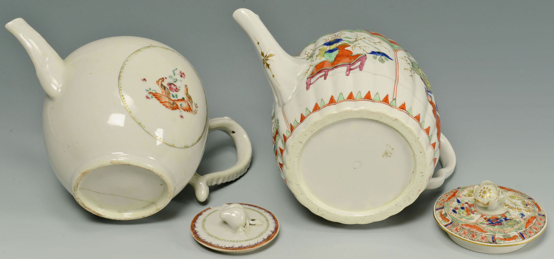 Lot 456: 11 Assorted Pieces of Chinese Porcelain