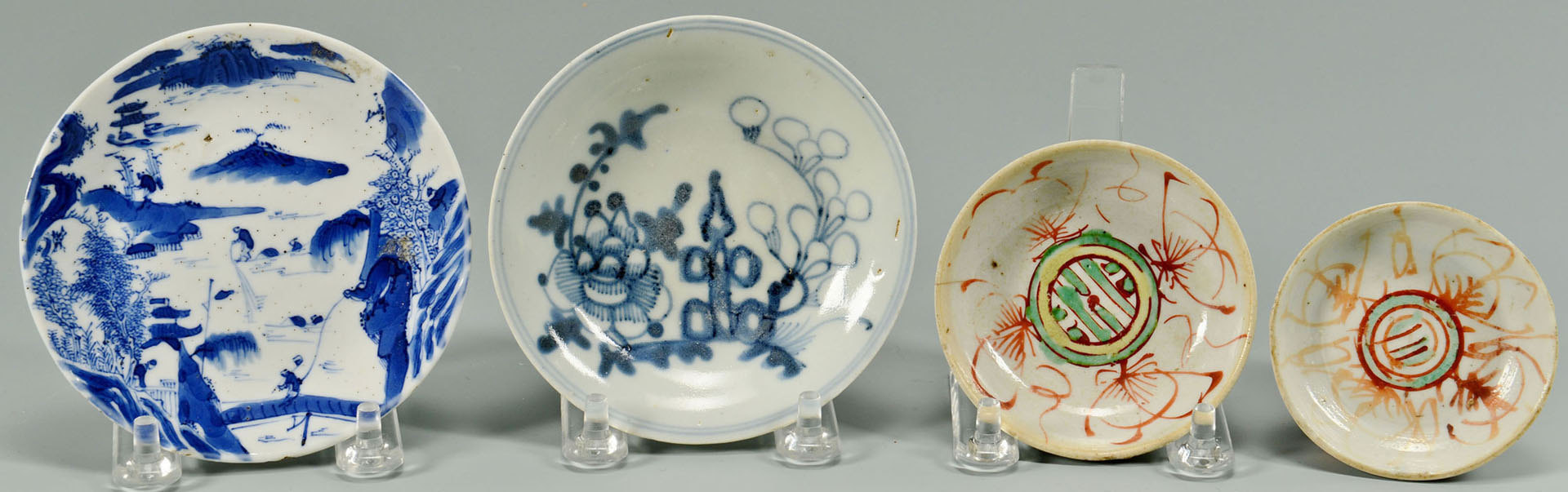 Lot 457: 2 Large Groupings of Chinese Porcelain