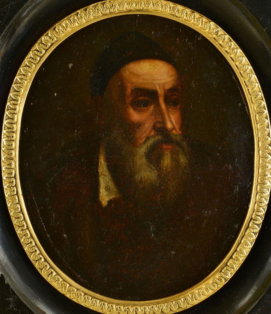 Lot 45: 6 Florentine Portraits of Old Masters, Grand Tour