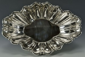 Lot 472: Reed and Barton sterling center bowl - Image 3