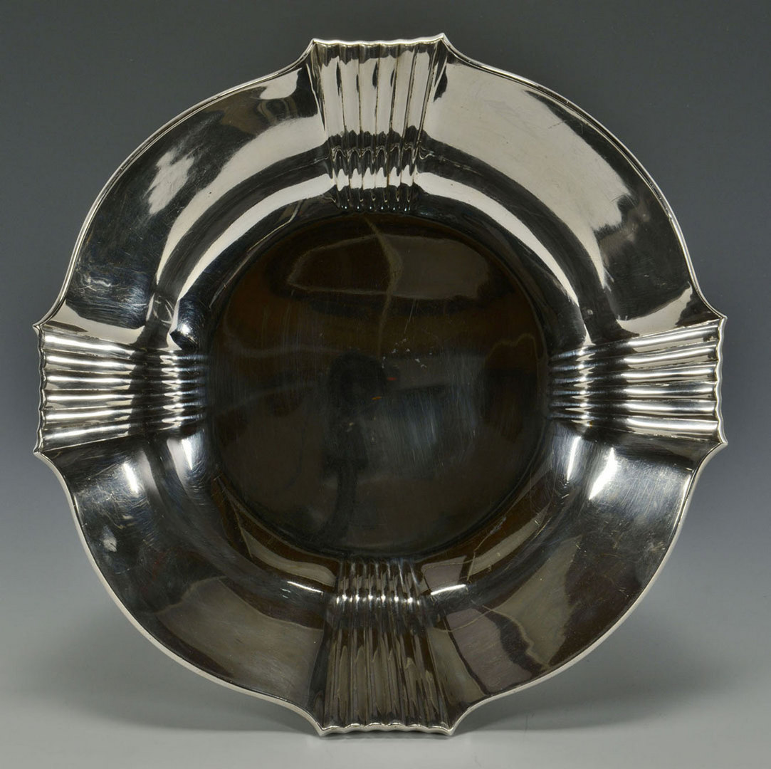 Lot 479: Sterling Vegetable Bowl, Bailey, Banks & Biddle