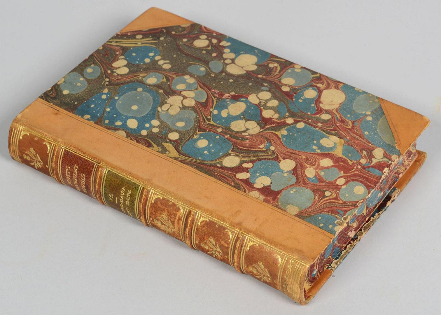 Lot 607: The Waverly Novels by Sir Walter Scott, 25 Vols.