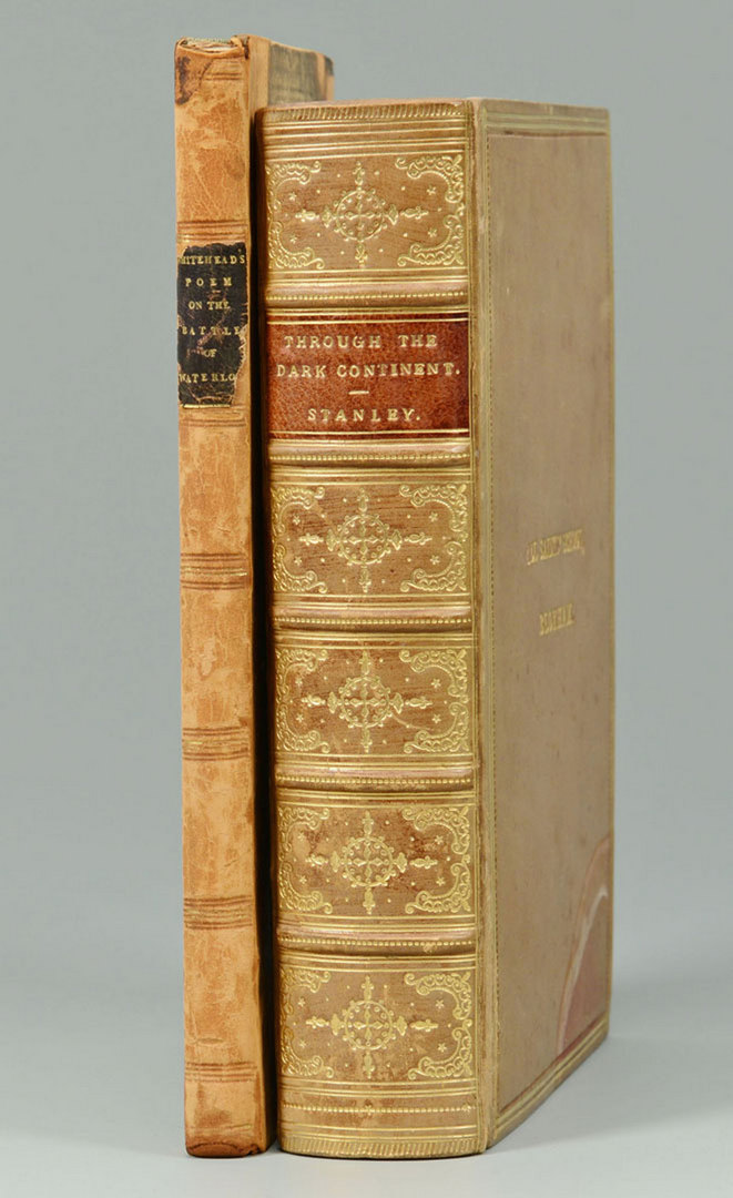Lot 611: Four Antique Historical Books
