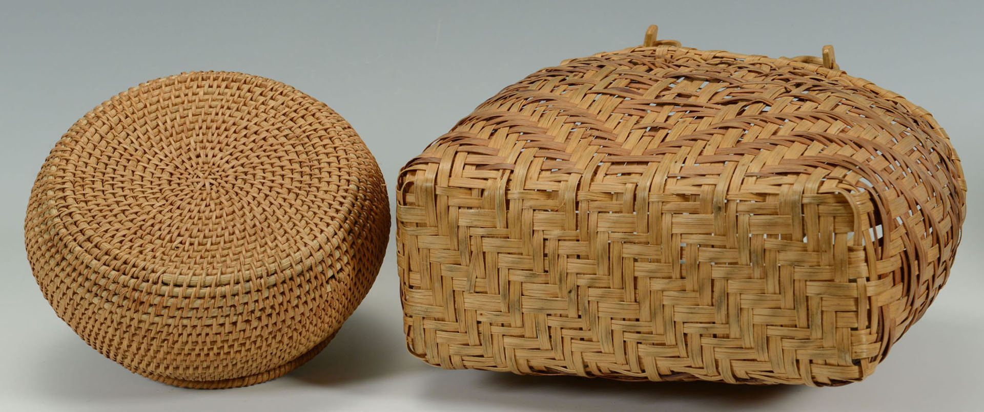 Lot 632: Grouping of Native American Items, 6 total.