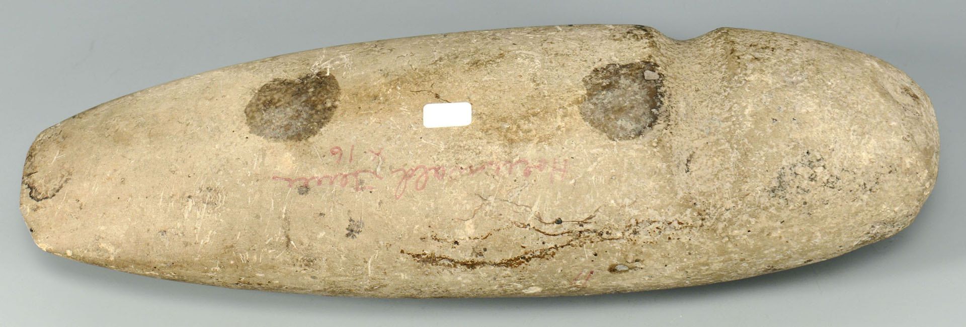 Lot 640: Three Quarter 3/4 Grooved Axe, Tennesseee