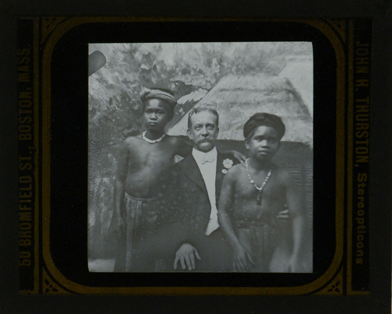 Lot 692: Grouping of Tintypes, Slides, & Ambrotypes