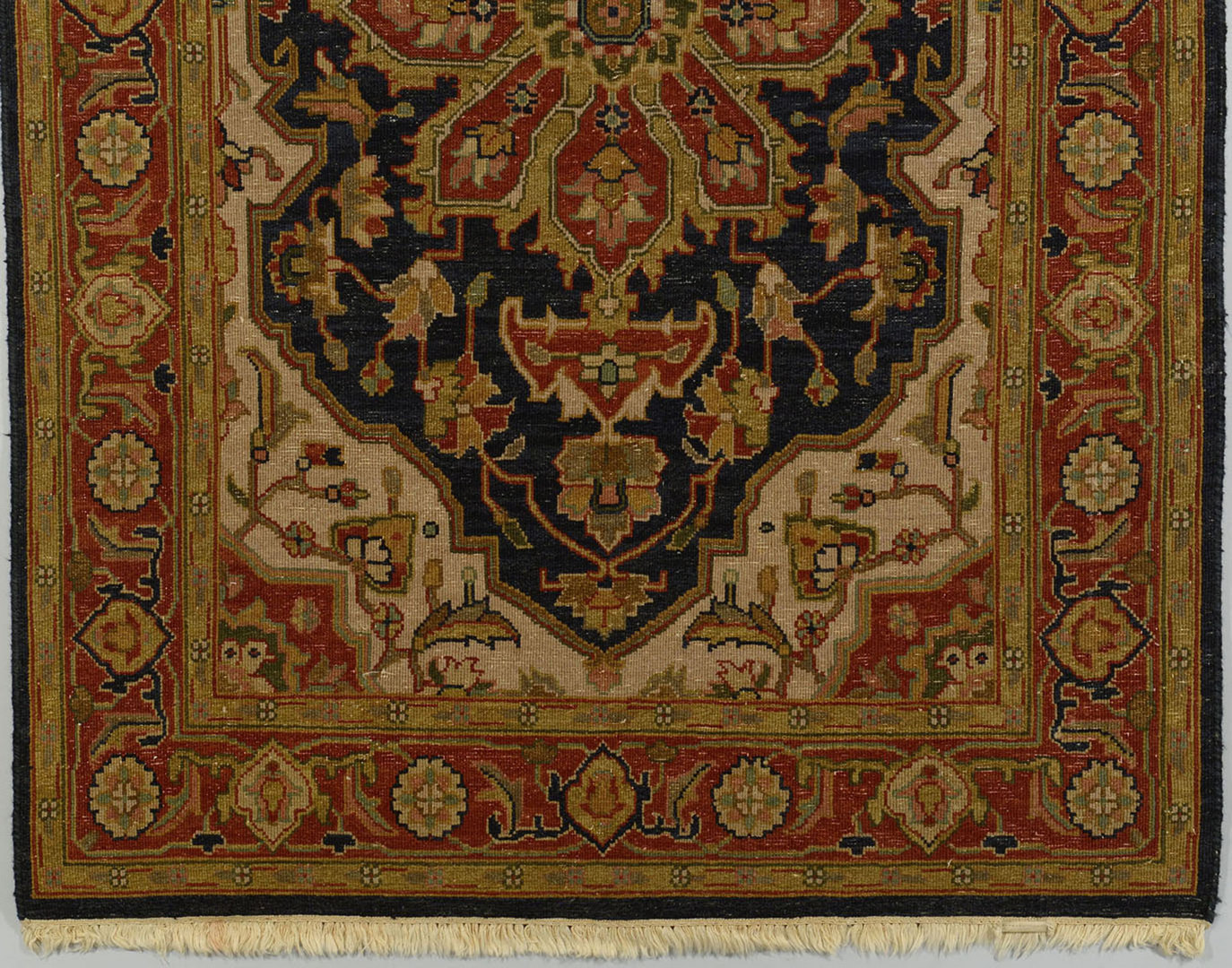 Lot 706: Group of Three Oriental Rugs