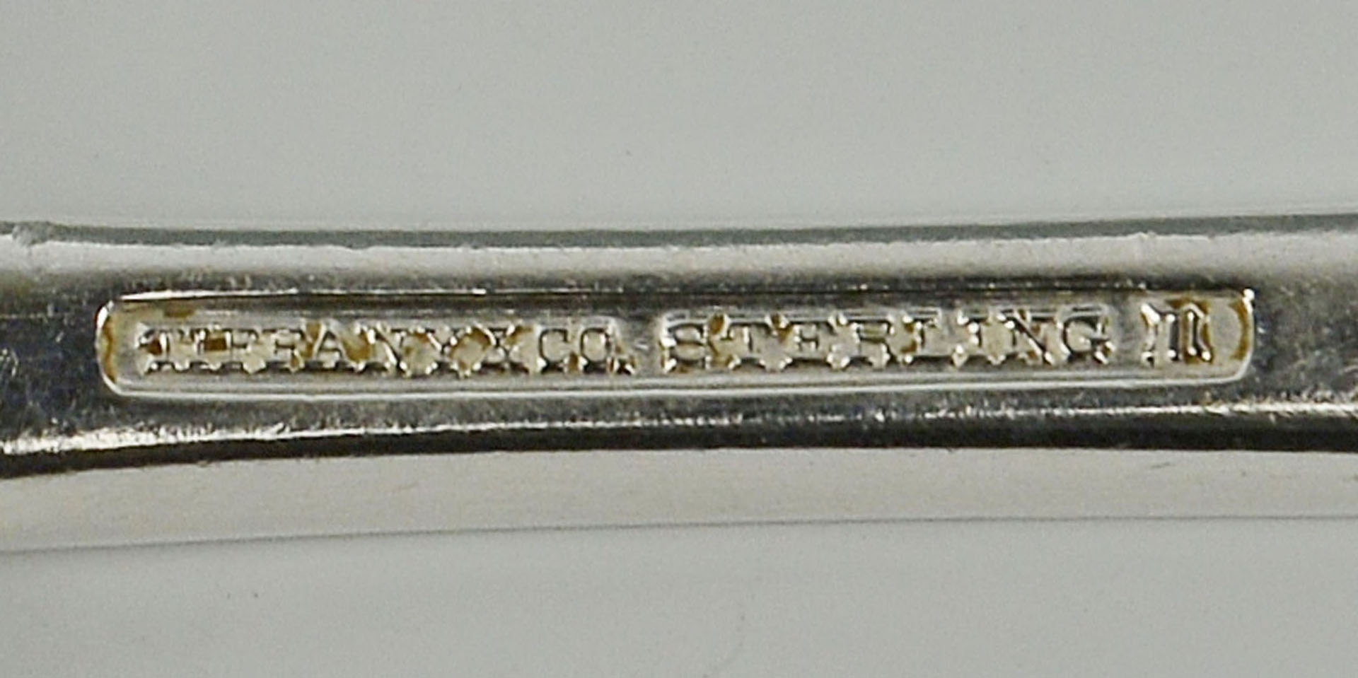 Lot 70: Tiffany & Co. Sterling Flatware, Clinton pattern