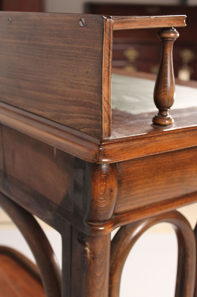 Lot 180: Thonet Bentwood Desk