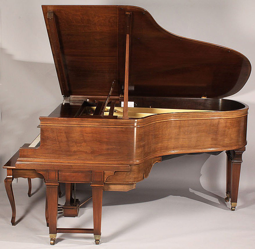 Lot 193: Steinway Duo Art Parlor Grand Piano, 1923
