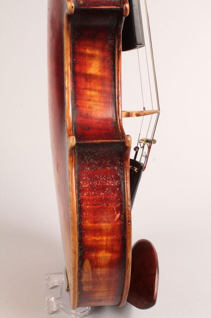 Lot 194: Hornsteiner Viola, 1880
