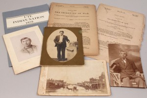 Lot 205: Congress Indian Affair reports, Western Indian photos