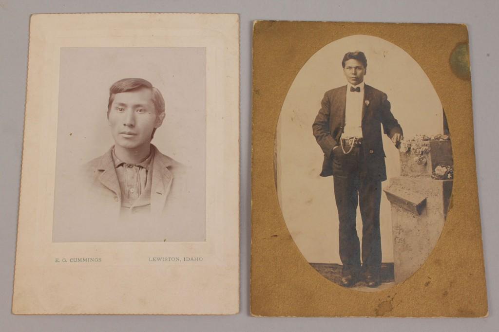 Lot 205: Congress Indian Affair reports, Western Indian photos
