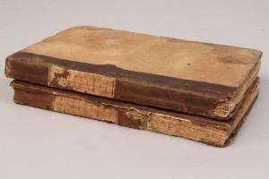 """Lot 210: Jane Austen """"Persuasion,"""" 1st US Ed., 2 vol."""