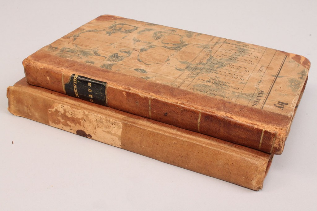 "Lot 211: Charles Dickens ""Pickwick Club,"" 1st US Ed., 2 vol."