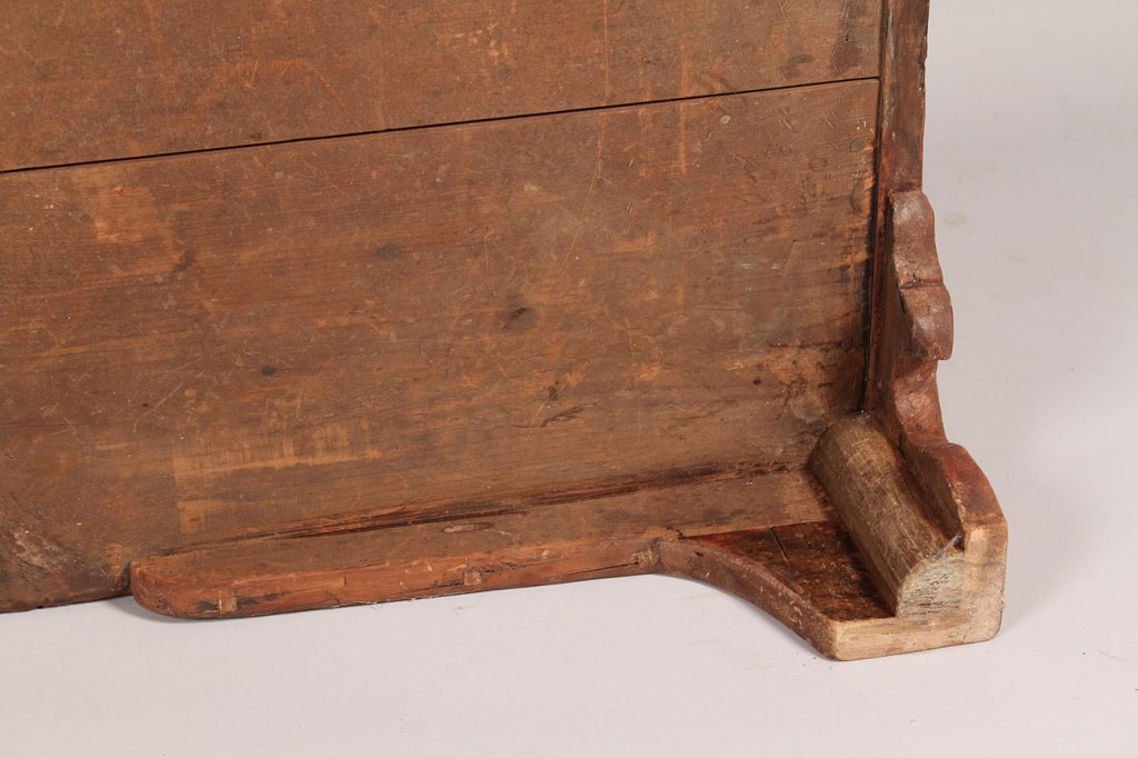 Lot 298: Blanket Chest, Southern or Mid-Atlantic