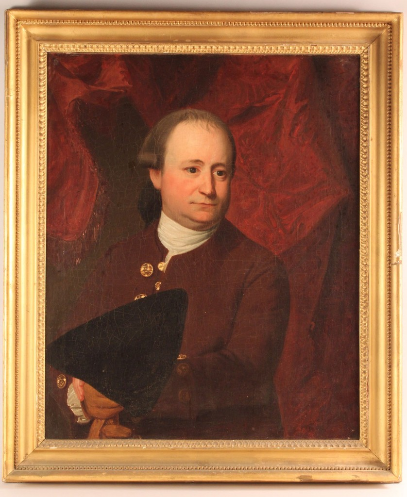 Lot 325: Henry Peters Gray, Portrait of Henry White
