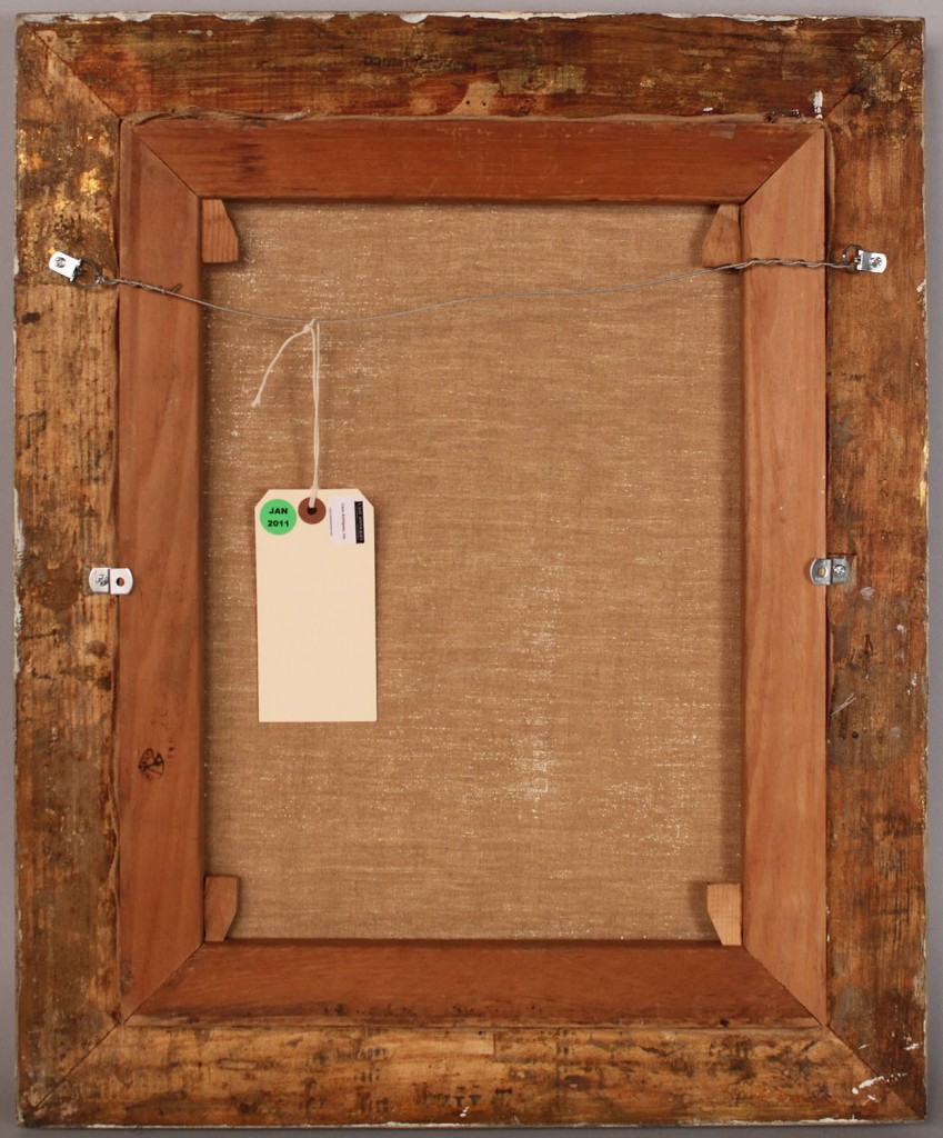 Lot 333: Framed Oil on Canvas Still Life, TN artist