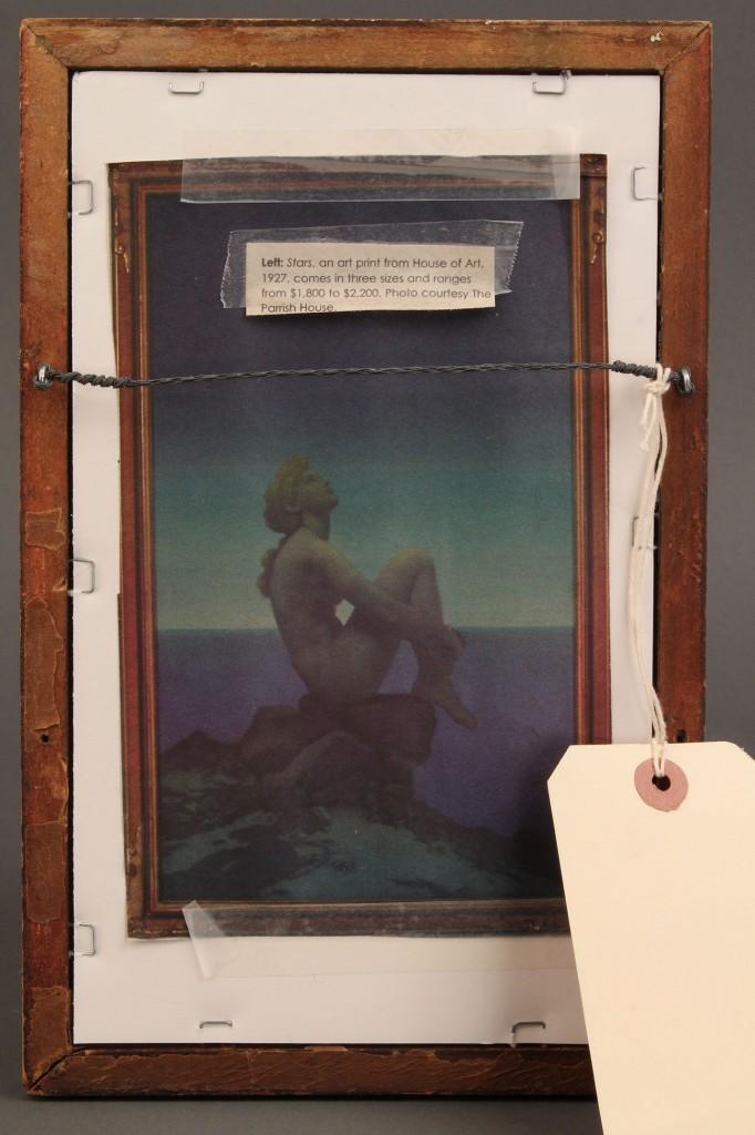 Lot 344: Lot of 2 Maxfield Parrish prints