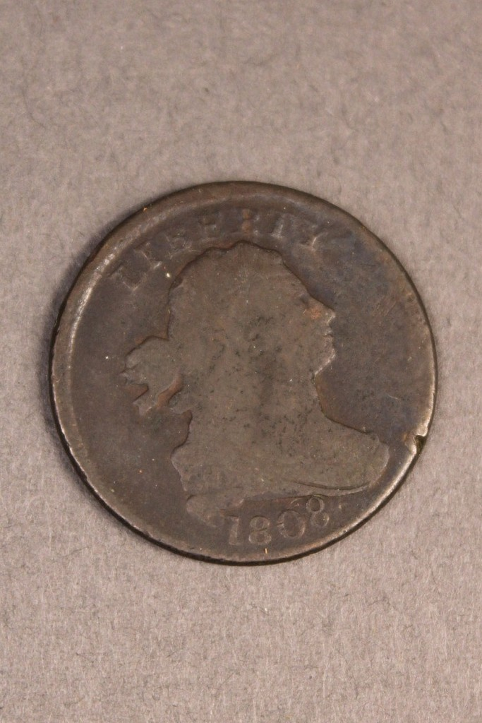 Lot 421: Lot of 19 US Coins (1783-1979)