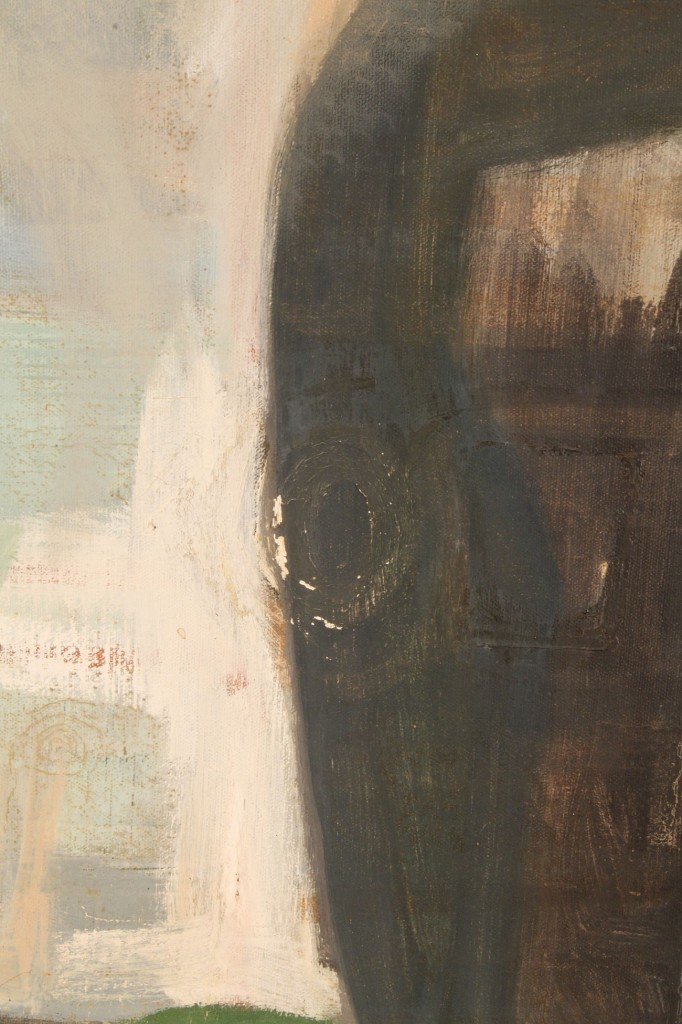 Lot 460: S.H. Pascal, Large abstract Still Life