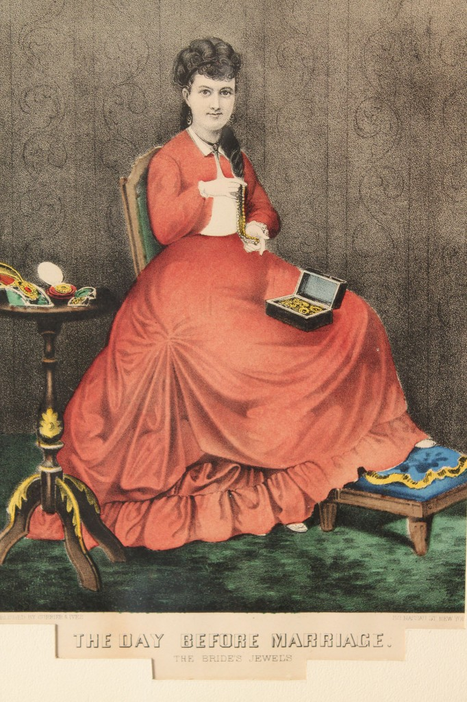 Lot 473: Lot of 2 Currier & Ives Prints