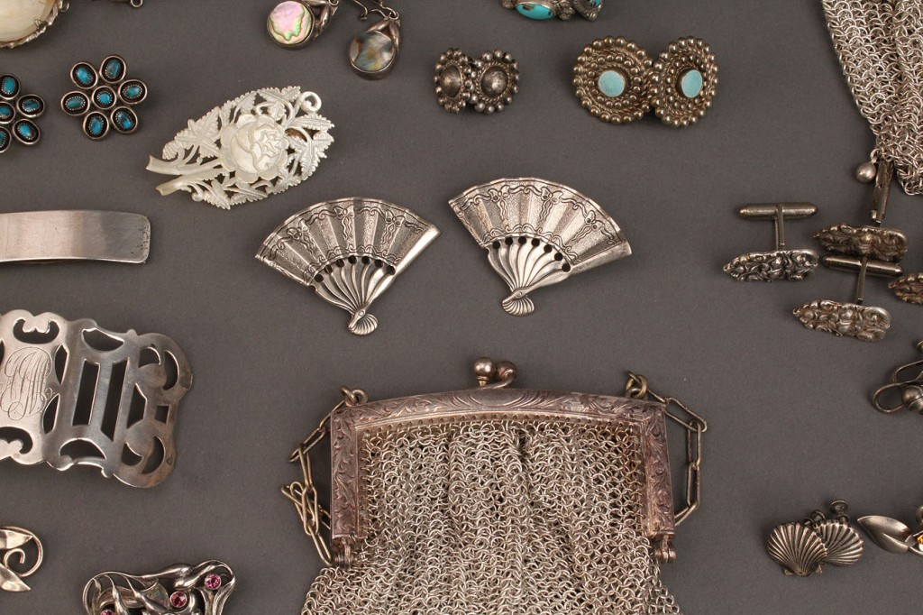 Lot 492: Large Assorted Lot of Ladies Jewelry, 28 Total Items