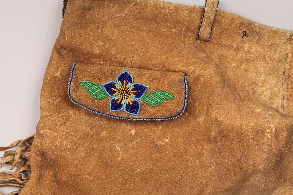 Lot 568: Lot of 3 Plains Indian Clothing