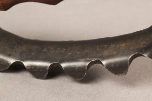 Lot 587A: WWI US Model 1917 Trench Knife Knuckle Duster ACC - Image 12