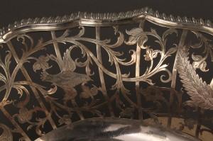 Lot 65: Georgian silver cake basket, Edward Aldridge - Image 5