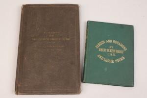 Lot 6: Lot of 2 East Tennessee Civil War era books