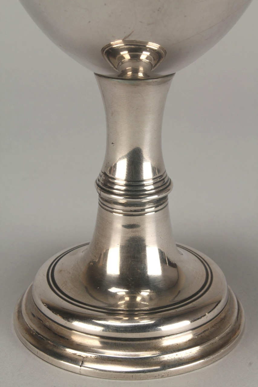 Lot 122: Silver horse trophy, 1824 Tredegar Prize