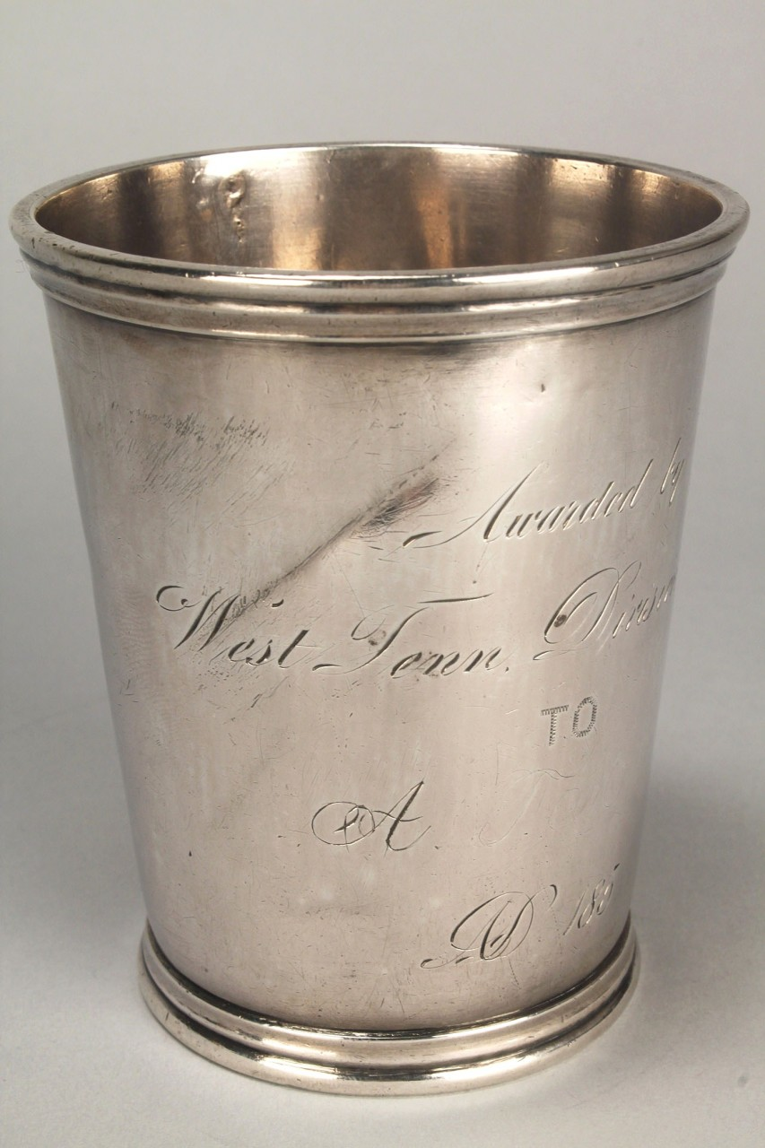 Lot 133: W. TN agricultural premium cup